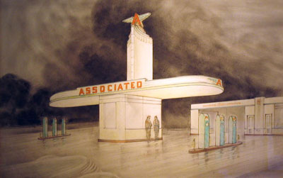 Associated Service Station